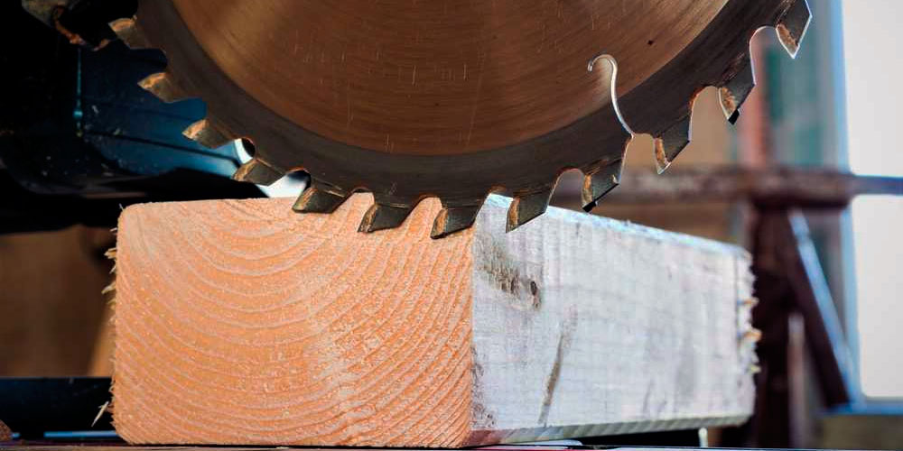 Different types of saw blades